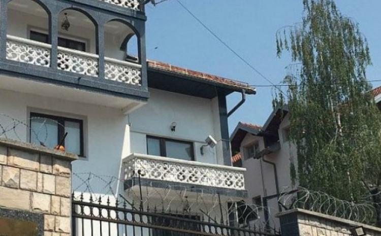 Sjedište ambasade Rusije u Sarajevu