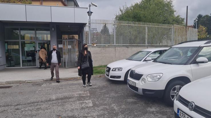 "Muriz Memić recounted a conversation with Dalida Burzić: ""I won't give her away"", Burzić said about Alisa Mutap"