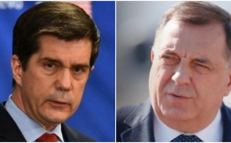 Erik Nelson i Milorad Dodik