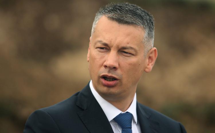 Nenad Nešić, predsjednik DNS-a