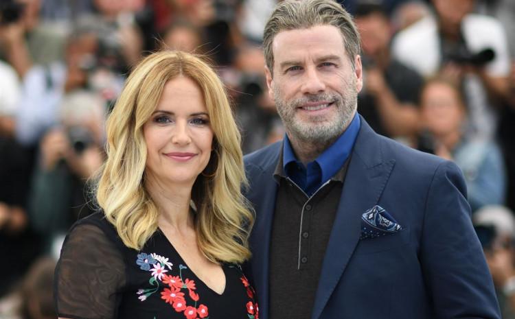 Keli Preston i Džon Travolta