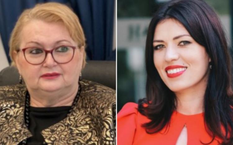 Bisera Turković i Sanja Vulić