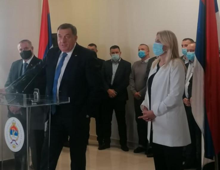 Pres konferencija organizirana u Istočnom Sarajevu