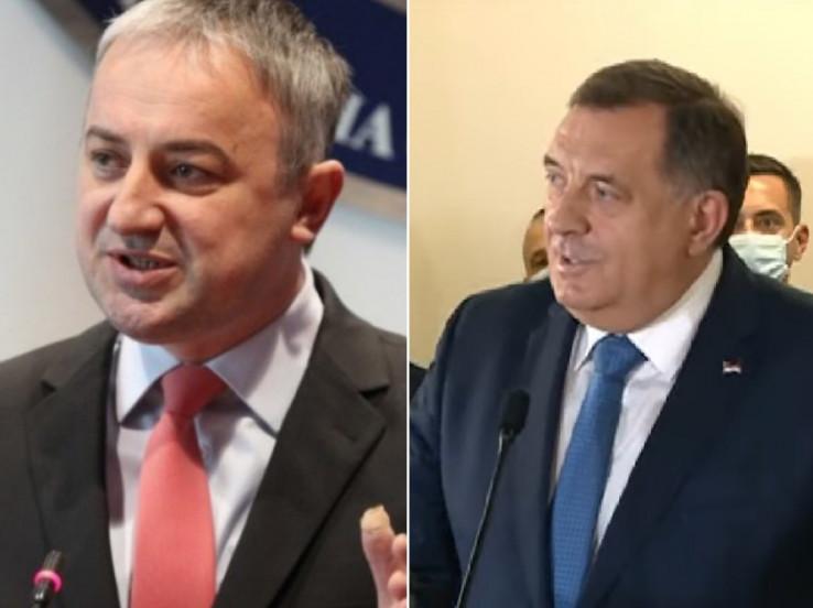 Borenović i Dodik