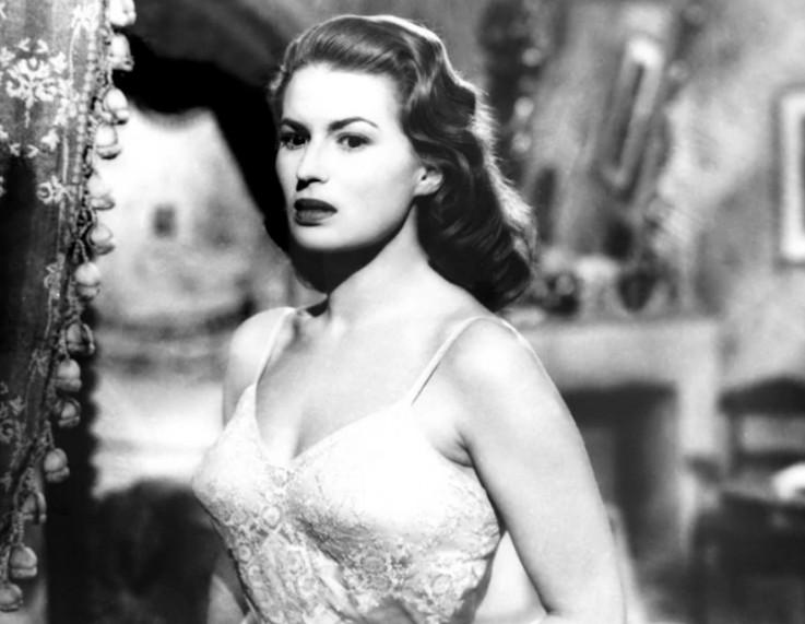 Silvana Mangano bila je senzualna ljepotica i velika zvijezda poslijeratne Evrope