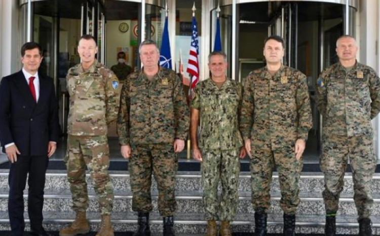 Nelson: NATO nastavlja da stoji uz BiH i podržava bolju budućnost za sve njene građane