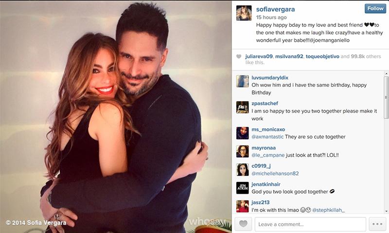 Pogledajte kako je poznata glumica čestitala rođendan svom momku